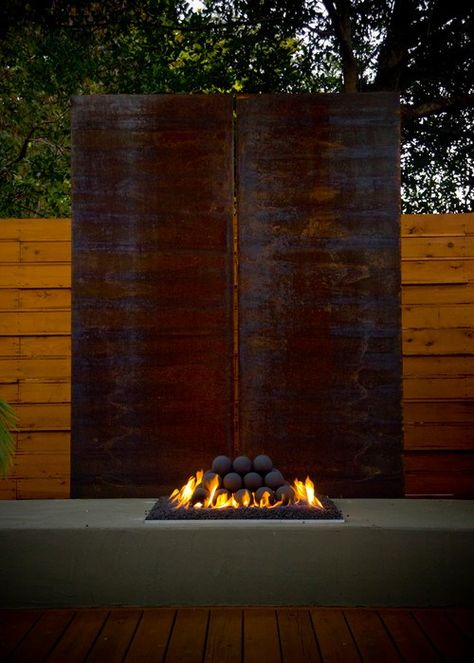 Time to show our weekend project. A galvanized tank turned outdoor gas fire pit. From the get go, we knew we wanted a gas fire pit (no flying embers starting a fire, please). After searching Houz…