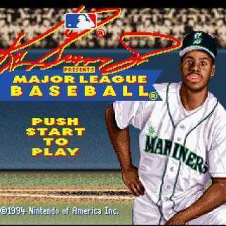 Ken Griffey Jr Presents Major League Baseball Game Major League Baseball Players Baseball Major League Baseball