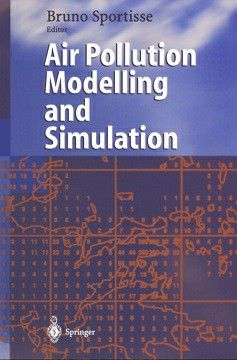 Air Pollution Modelling And Simulation Civil Engineering Books Air Pollution Civil Engineering