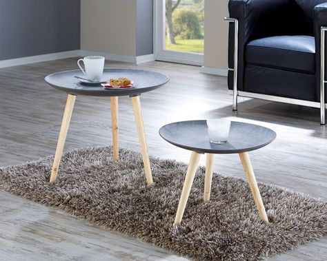 Table Basse Lystrup Grande Tables Basses Meubles De