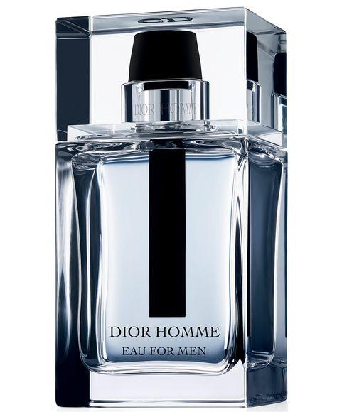 Dior Homme Eau for Men Eau de Toilette Spray, 3.4 oz - Shop All Brands - Beauty - Macy's