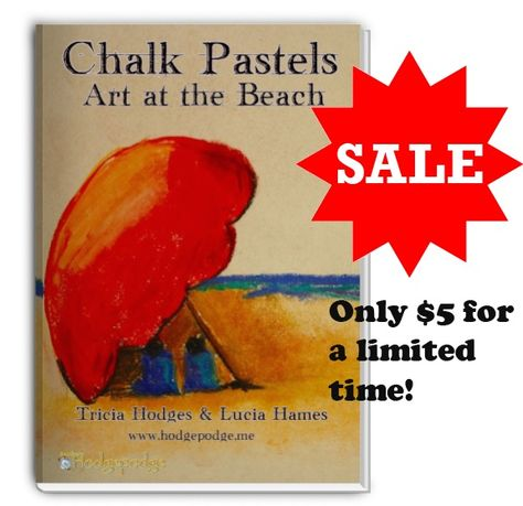 SALE - Art at the Beach only $5 through 2/22/15