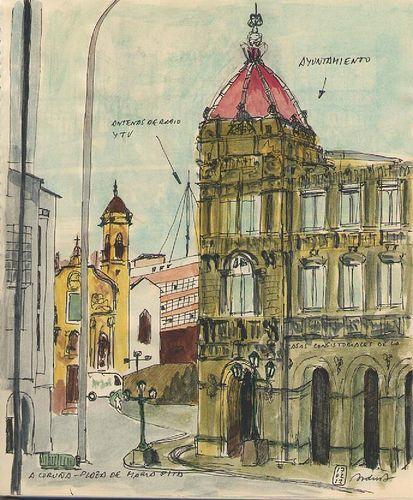 Cuaderno de A Coruña