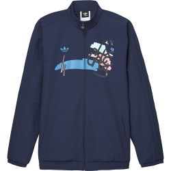 Jacket Adidas Skateboarding X Hélas Dark Blue (con imágenes)
