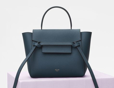 Céline's Summer 2018 Collection is Here—Check Out 83 Brand New Bags and Their Prices!