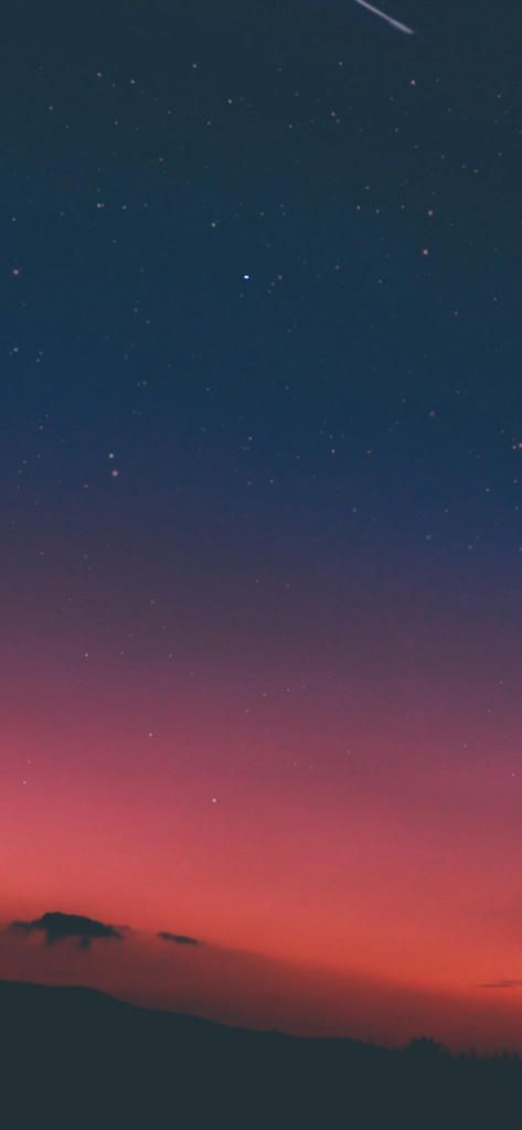 Iphone X 4k Wallpaper Night Mountains Stars พ นหล งโทรศ พท วอลเปเปอร กรอบ