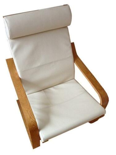 Cover For Ikea Poang Chair Beige Ebay Fauteuil Beige Ikea Beige