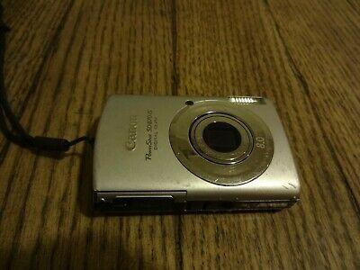 Canon Powershot Digital Elph Sd870 Is 8 0mp Digital Camera Digital Camera Powershot Canon Powershot