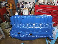 Ford Mustang Falcon Bronco 200 Inline Straight 6 Rebuilt Engine