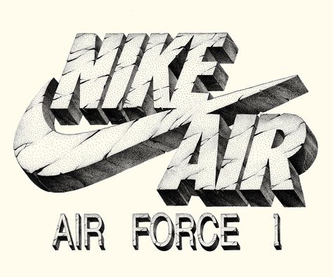 nike air force 1 graffiti on behance prezzo