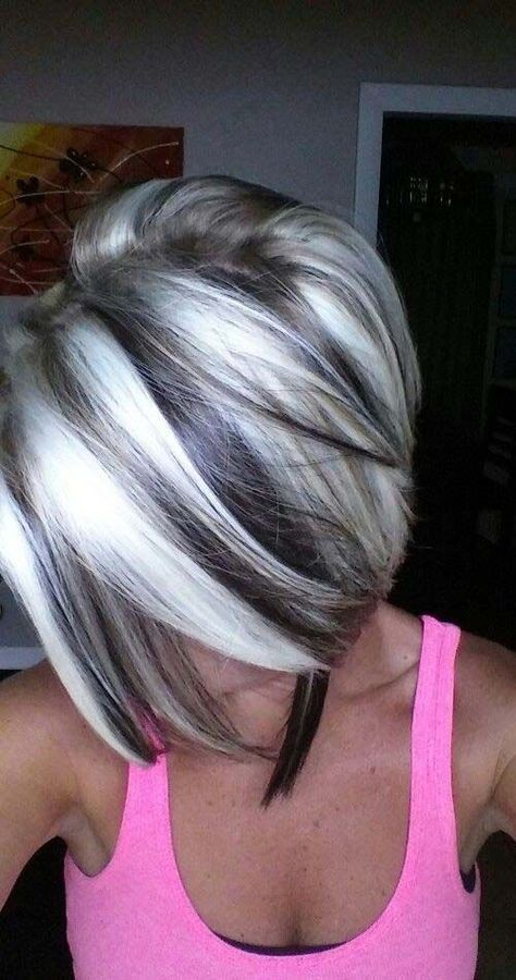 gray hair color ideas 2018 - Gray Things #Things #gray #GrayThings