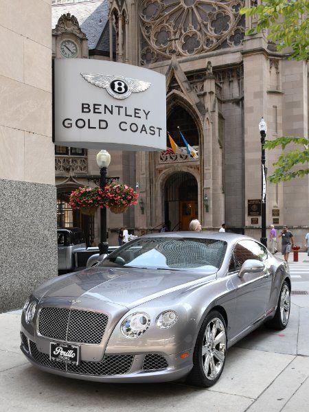 Used 2012 Bentley Continental Gt Chicago Il Bentley Car Bentley Bentley Continental
