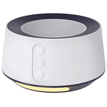 Amazon Com Letsfit White Noise Machine With Baby Night Light For Sleeping 14 High Fidelity Sleep M In 2020 White Noise Machine White Noise Machine Baby Noise Machine