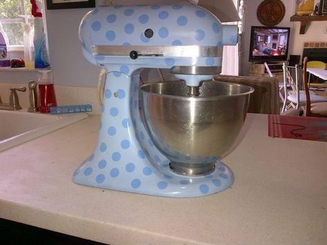 Love my new Kitchen Aid!