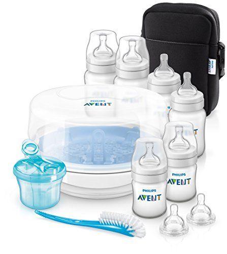 Philips AVENT SCD383//01 kit de iniciaci/ón a la alimentaci/ón para reci/én nacidos kits de iniciaci/ón a la alimentaci/ón para reci/én nacidos