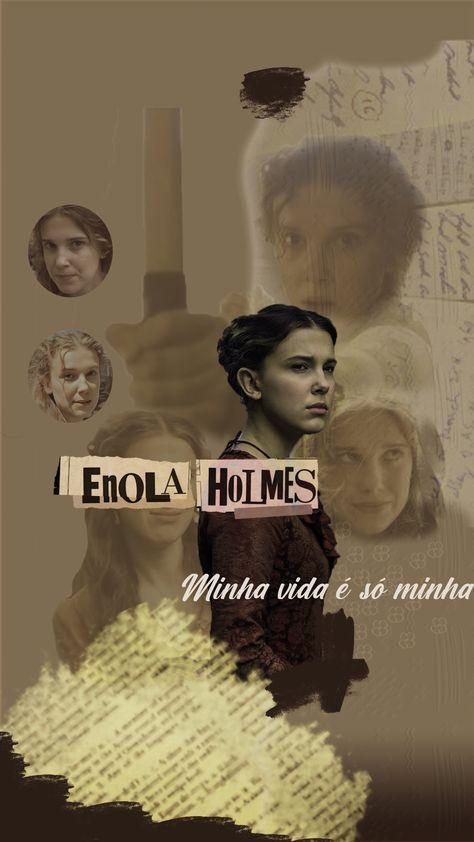 Enola Holmes wallpaper