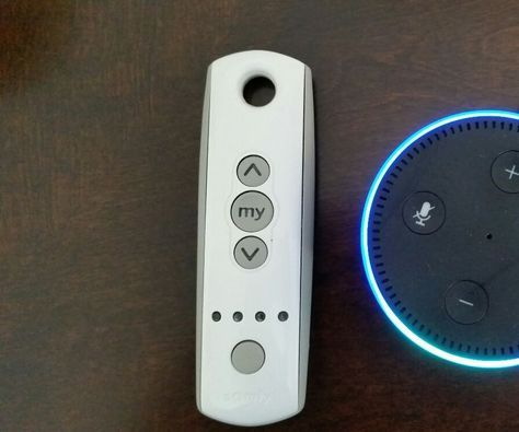 How To Connect Your Somfy Remote To Alexa With An Esp8266 To