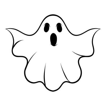Halloween Ghost Pictures To Color