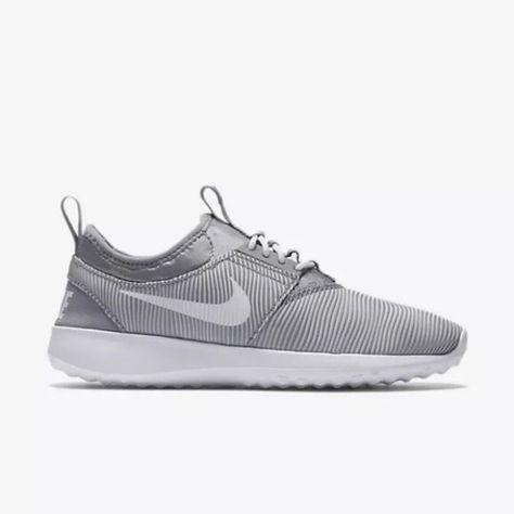 Nike Juvenates | Gray nike shoes, Nike shoes girls