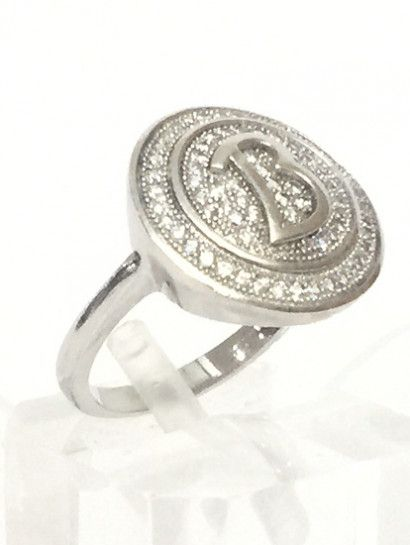 خاتم فضة عيار 925 حرف B مميز ومش اى حد يعرف قيمته Engagement Rings Jewelry Engagement
