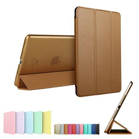 Ultra Slim Tri-fold Smart Cover For iPad Mini 1 2 3