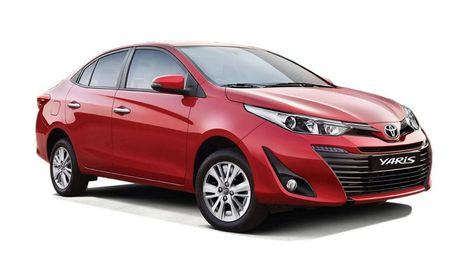 Toyota Offers Discount On Yaris In India Hikes Price In Pakistan In 2020 Automatic Cars Yaris Toyota