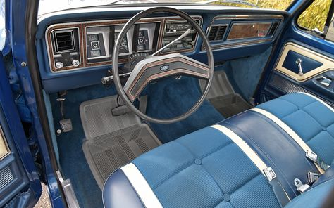 1979 Ford F 350 Ranger Lariat Camper Special Ford 79 Ford Truck