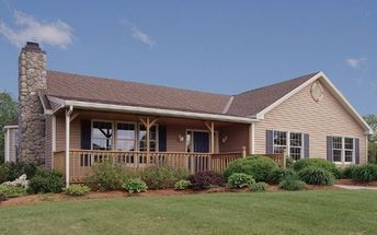 Thank You Factory Tour The Home Store Porch House Plans Ranch House Plans Modular Home Plans