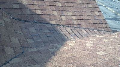 Self Adhered Modified Bitumen Install Advice Base Cap Lifted At Roof Edge Area Before Cricket Build Self Adhered Mod Roof Edge Modified Bitumen Roofing Roof