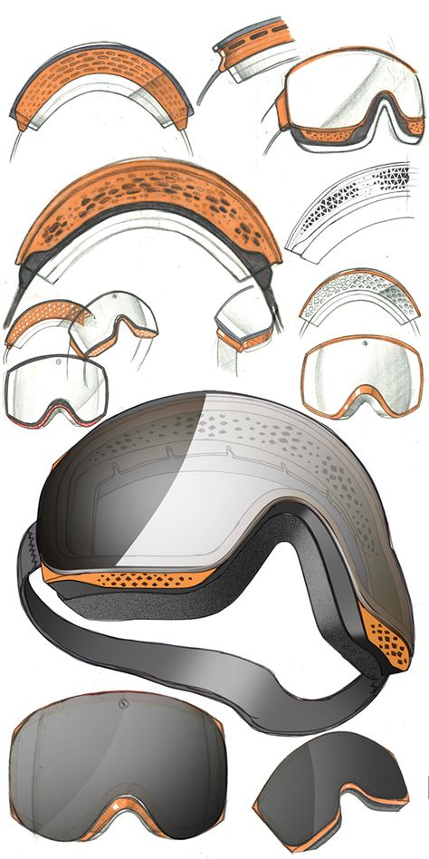 Electric Goggles on Behance
