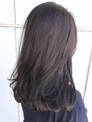 2019年春 セミロングの髪型 ヘアアレンジ 人気順 31ページ目