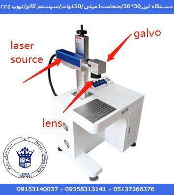 دستگاه لیزر فوق سریع اورگان Quadcopter Lens