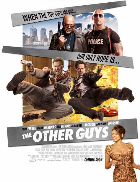 (217) The Other Guys / Policías de repuesto (2010)