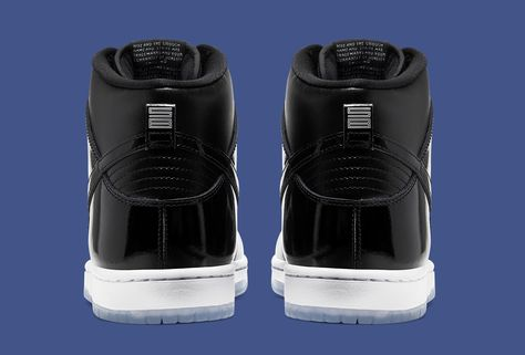 Nike SB Dunk High 'Space Jam' Release Date BQ6826 002 | Sole