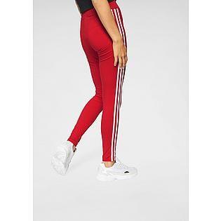 adidas Damen Essential 3-Stripes Tight  Tight schwarz NEU