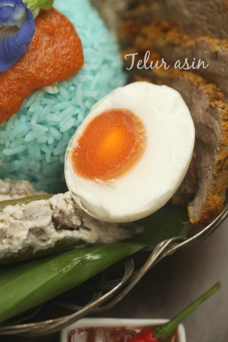 Resepi Nasi Kerabu Kelantan Yang Sangat Sedap Masam Manis Nasi Kerabu Rice Dishes Food