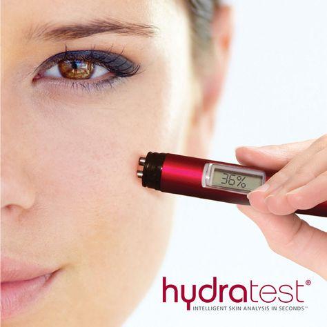 BeautyPro Ltd - BEAUTYPRO HydraTest, £59.00 (http://www.beautypro.com/beautypro-hydratest/)