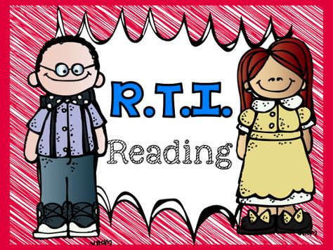 R.T.I. - Reading activities: phonemic awareness, digraphs, and more. Can be used in small group instruction and then set up as a literacy center. $