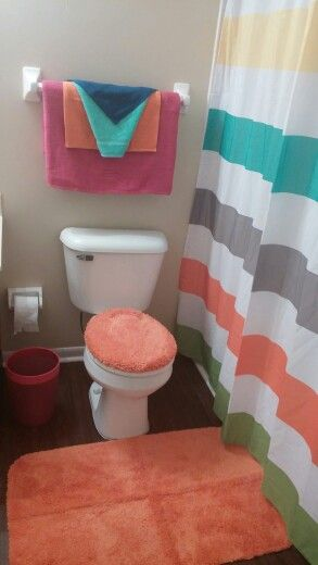 Unisex Kids Bathroom Bedrooms Pinterest Kid Bathrooms - Childrens shower curtains for small bathroom ideas