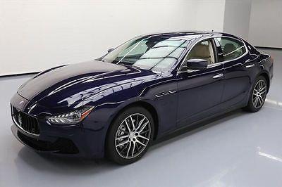 Maserati 4 Door Concept Cars In 2020 Maserati Convertible Maserati Ghibli Maserati