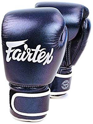 Amazon com : Fairtex Muay Thai Boxing Gloves BGV12 Aura Glow