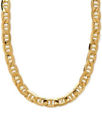 Italian Gold 22 Gold Chains For Men Chains For Men Black Hills Gold Jewelry