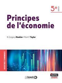 Principes De L Economie 5e Edition Gregory Mankiw Mark P Taylor Telechargement Livre Gratuit Pdf Pdf Gratuit
