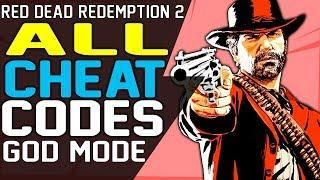 Red Dead Redemption 2 Cheat Codes Infinite Ammo Unlimited Health And Stamina Increase Dead Eye Red Dead Redemption Redemption Comic Book Cover
