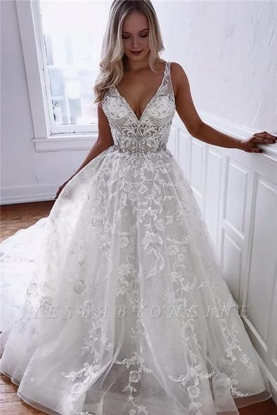 Wedding Dresses Wedding Gowns 2020 Cheap Wedding Dresses Under 100 Bes In 2020 White Lace Dress Long Lace Mermaid Wedding Dress Lace Bridal Gown