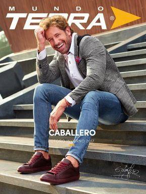 Catalogo De Zapatos Y Ropa De Caballero Terra Individual 남성 신발