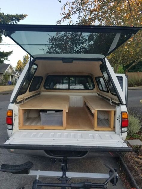 About Truck Camping On Pinterest Used Truck Campers Used Truck