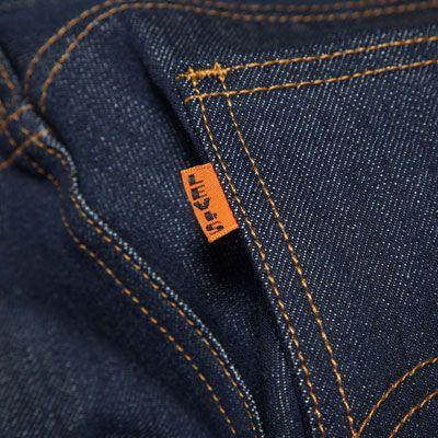 Vintage Levis Orange Tab 1960s Levi S Vintage Orange Tab 606 Jeans Reissued Denim Shirt With Jeans Levi Vintage Levis