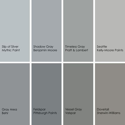 Bathed In Color When To Use Gray In The Bath Grey Paint Colors Grey Paint Grey Bathrooms