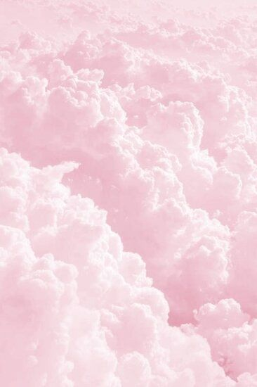 Pink Clouds Poster By Arealprincess Pink Clouds Wallpaper Pastel Pink Aesthetic Pink Tumblr Aesthetic